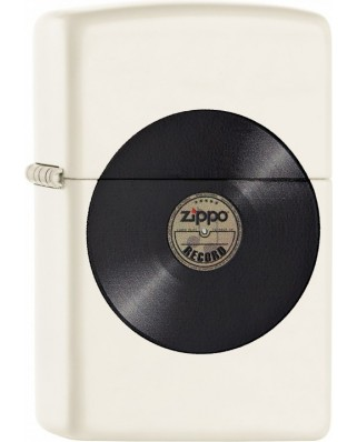 Zippo Vinyl Record