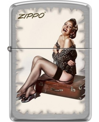 Zippo Pinup Design 21913