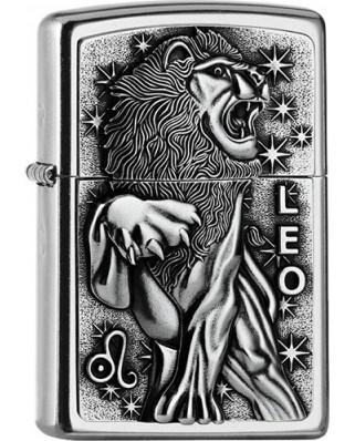 Zippo Leo Zodiac 25545