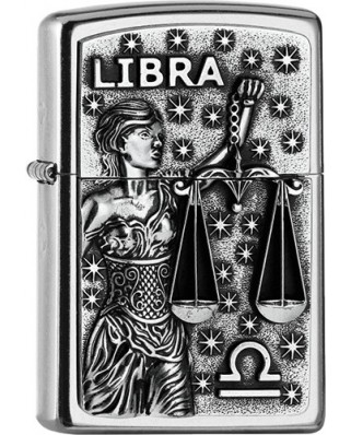 Zippo Libra Zodiac 25550