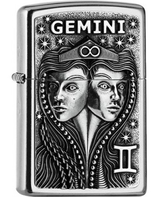 Zippo Gemini Zodiac 25551