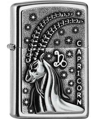 Zippo Capricorn Zodiac 25554