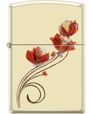 Zippo Retro Flowers 26895