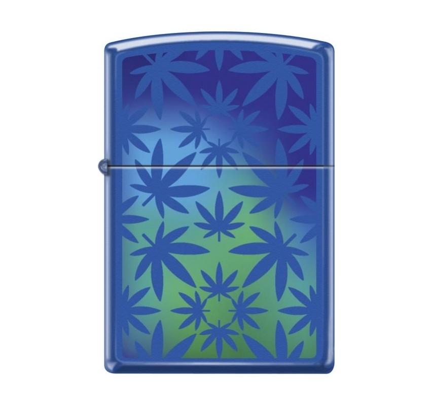 Zippo Weed Design 26898