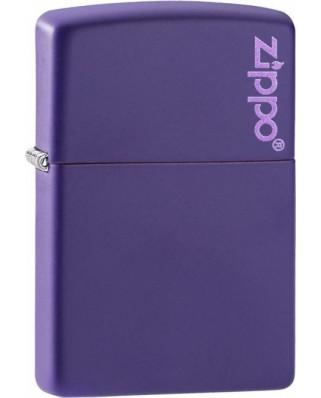 Zippo Purple Matte 26097