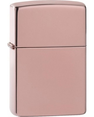 Zippo High Polish Rose Gold 26907