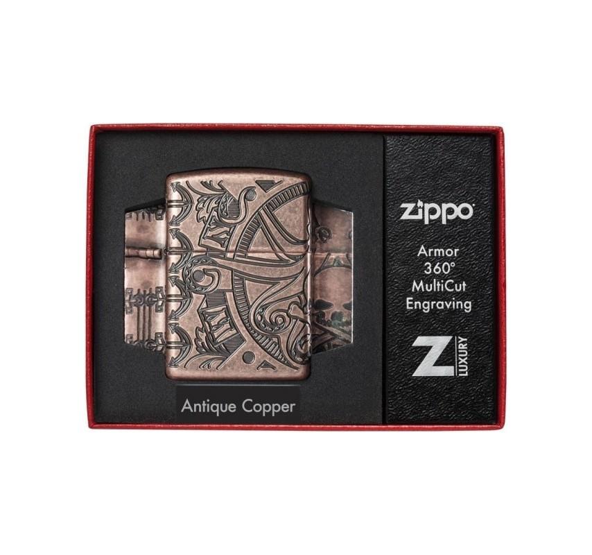 Zippo Armor Nautical 27162
