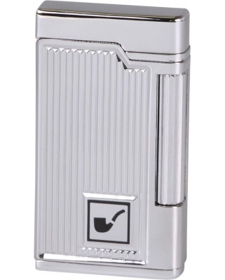 Passatore fajkový zapaľovač Silver