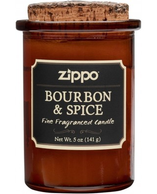 Zippo Candle - Bourbon & Spice
