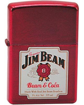 Zippo Jim Beam 26242
