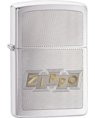 Zippo Block Letters 21100