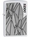 Zippo Zippo Logo Leaves 26917