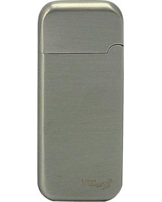 USB zapaľovač Mini - Strieborná