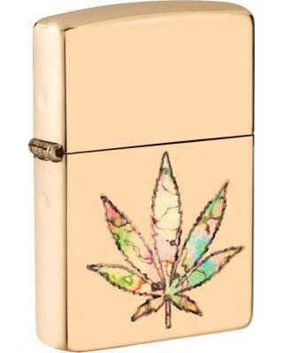 Zippo Colorful Leaf 24204