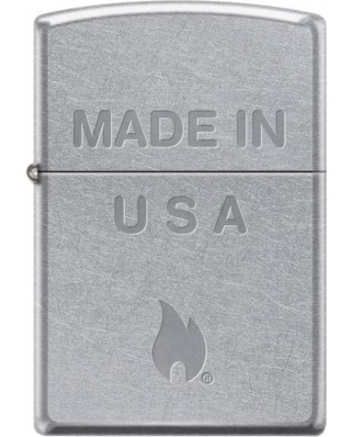 Zippo Made in USA Stamp 25570