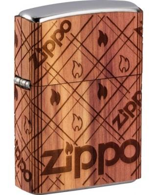 Zippo Cedar Wrap 25574