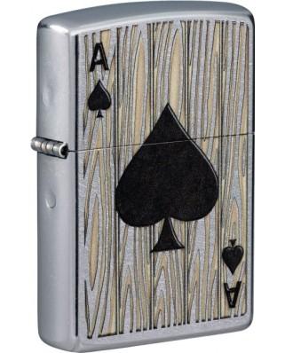 Zippo Ace of Spades 25579