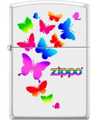 Zippo Colorful Butterflies 26928