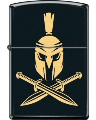 Zippo Helmet Swords 26932