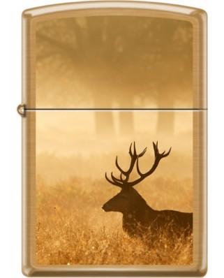 Zippo Deer in the Mist 26934