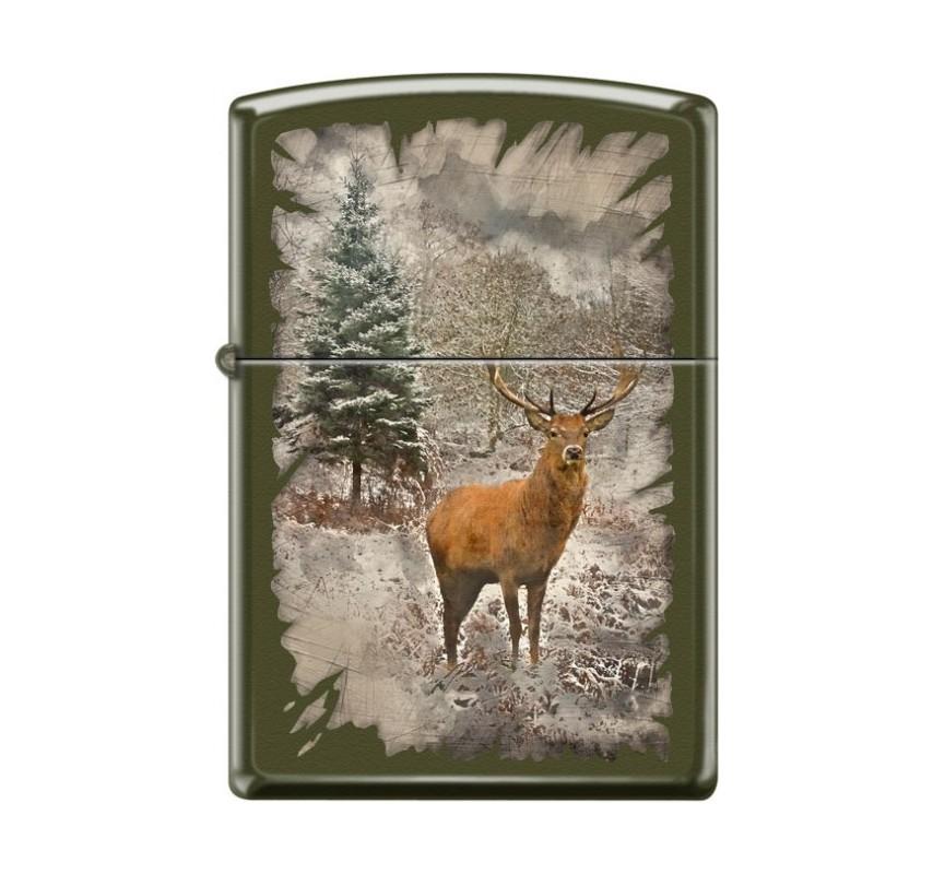 Zippo Red Deer 26935