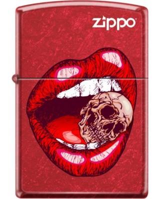 Zippo Red Lips 26939