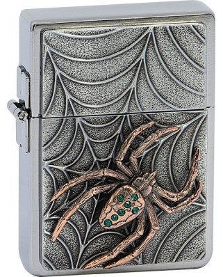 Zippo Copper Spider Special Edition 29114