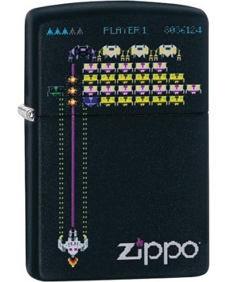 Zippo Space Invaders