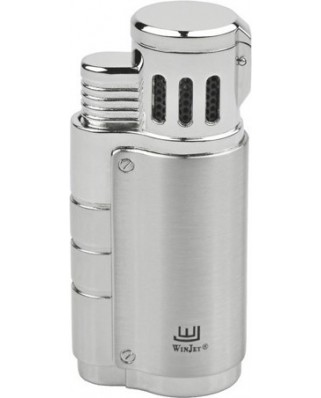 Winjet Lighter Escape Silver