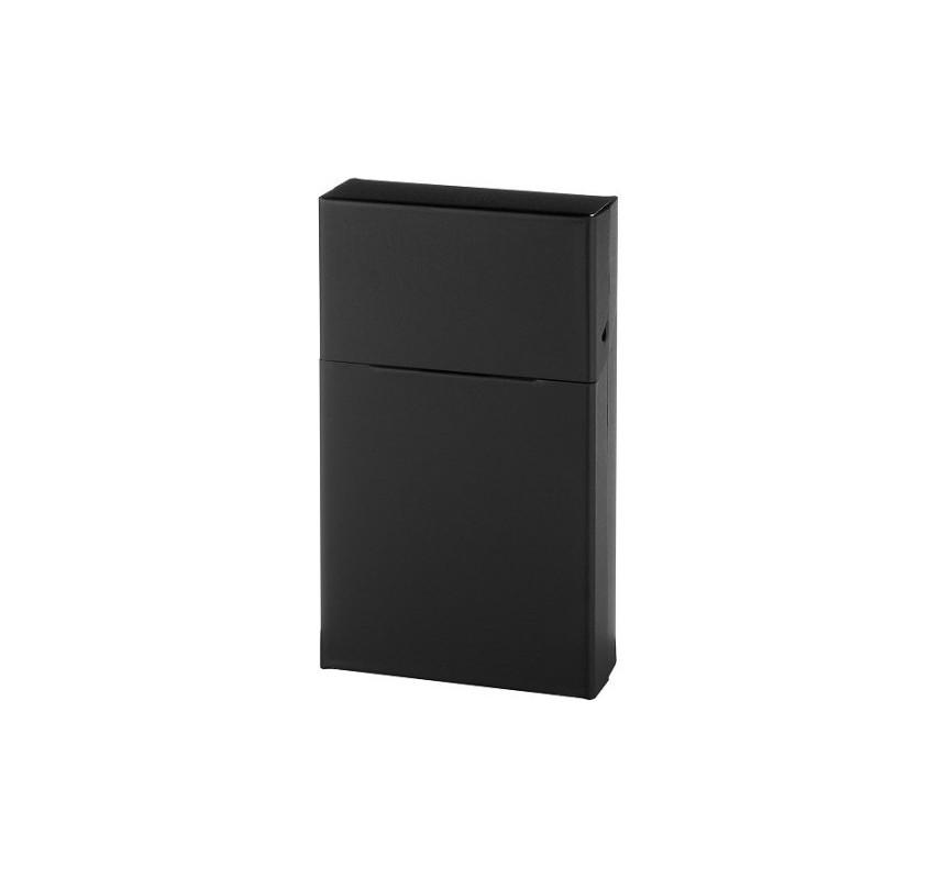 Angelo puzdro na SLIM cigaretovú krabičku - čierna