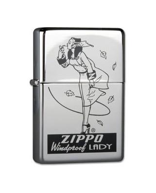 Zippo Lady Wind