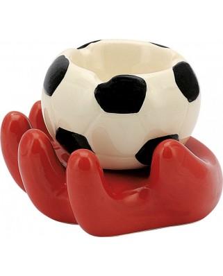 Popolník Futbalová lopta a Rukavica 12053