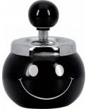 Keramický rotačný popolník Emoji 12769