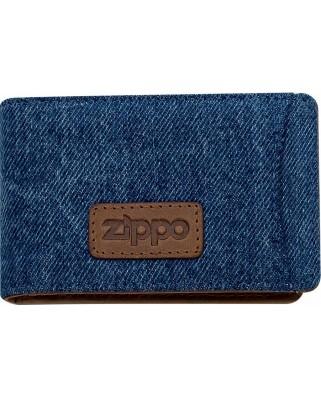 Zippo kožené puzdro na karty 44161
