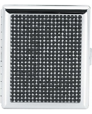 Tabatierka Dots Black