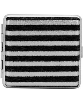 Tabatierka Feather Stripes