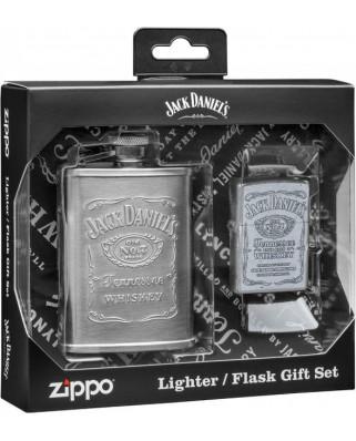 Zippo Sada Jack Daniels + ploskačka