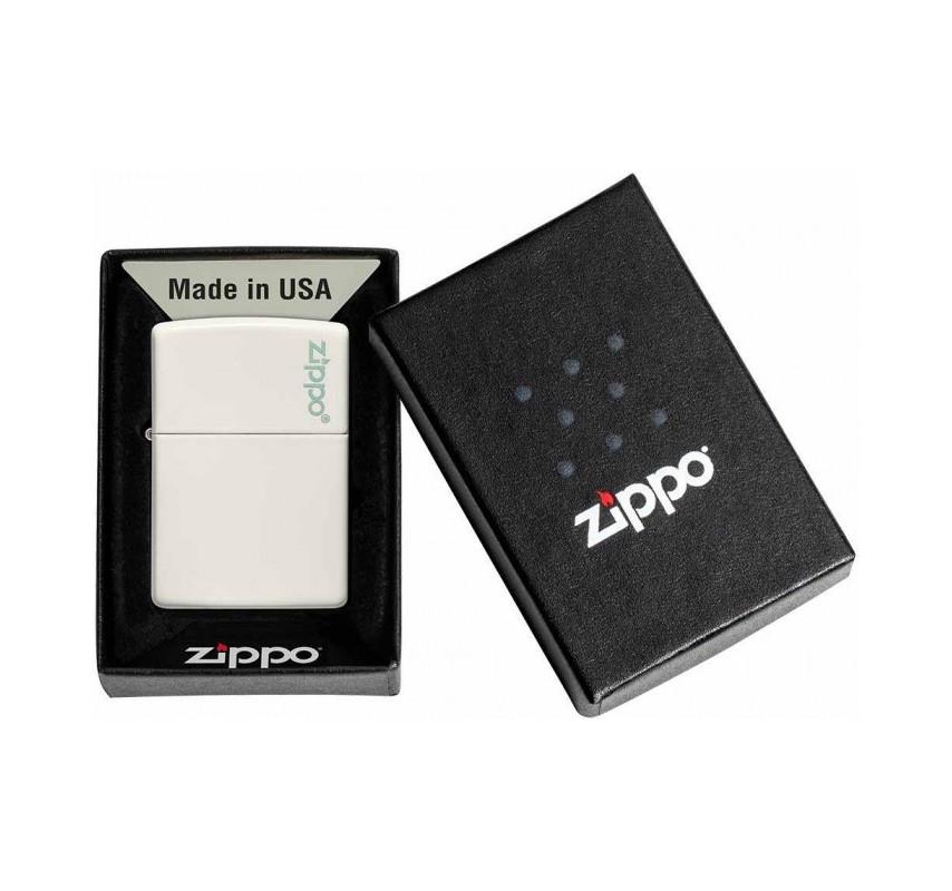 Zippo Glow in the Dark Logo 26956