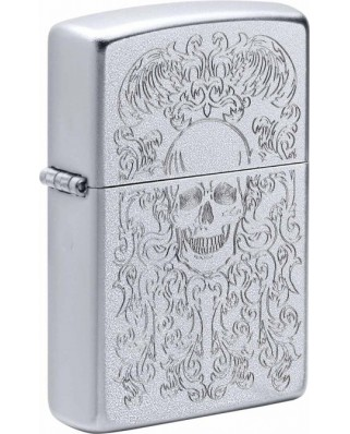 Zippo Skull Design 20959