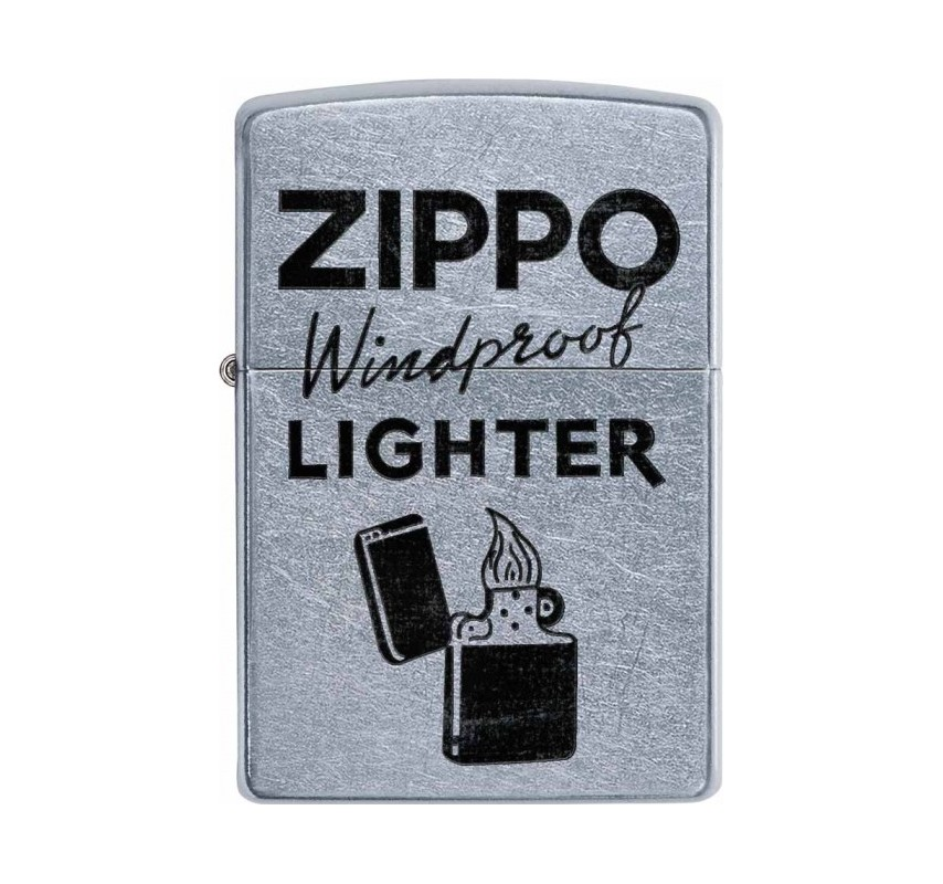 Zippo Windproof Design 25621