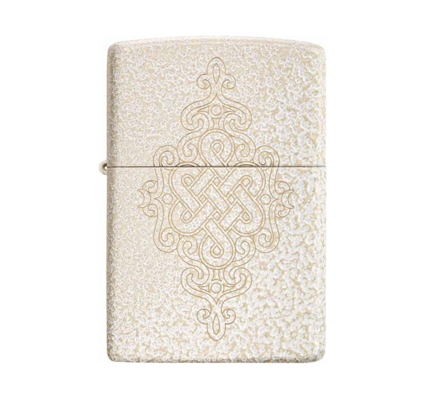 Zippo Lucky Knot Design 26968