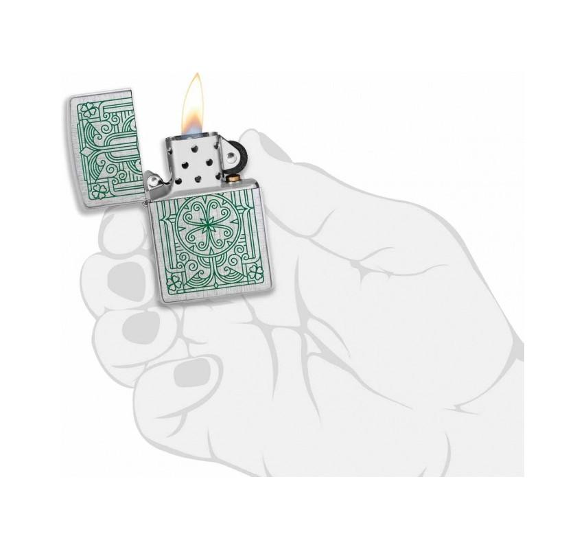 Zippo Luck Design 27167