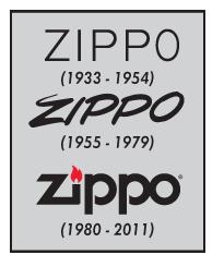 Zippo história logo
