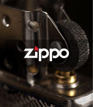 Originálne Zippo zapaľovače
